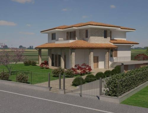 Esterno danilo coordinamento professionisti nembro for Progettazione casa generatore